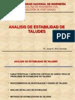 17. Analisis de Estabilidad de Taludes!