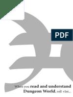 Dungeon World Guide PDF Version 1.2