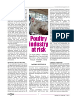 Article on Poultry in the PROBE