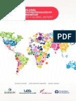 The Global Entrepreneurship Monitor 2014 Global Report