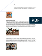 Atletismo y Sus Clases