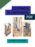 Analisis Experimental Introducion Modo de Compatibilidad