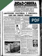 Periodico Solidaridad Obrera 19360205