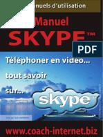 Manuel Utilisateur SKYPE