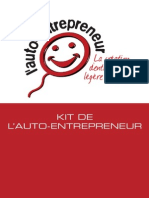 2008 Kit Auto Entrepreneur