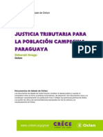 Documentos de debate de Oxfam