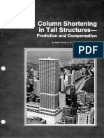 37263981 Column Shortening in Tall Buildings Libre
