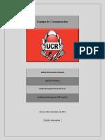 III Boletín Informativo Semanal de la UCR Misiones
