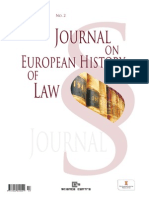 The History of Linguistic Legislation in France_Journal of European History of Law