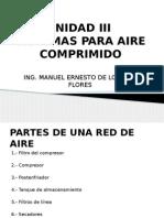 Unidad III Red de Aire Comprimido
