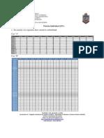 Practica de Tecnicas Cuantitativas de Gestión (Maestria UNEFA) Noviembre 2013 (25%)