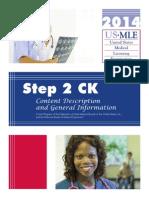2014 Step 2 CK Orientation
