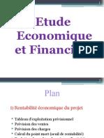 Etude Économique Financière