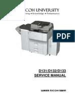 MP 6002 Service Manual