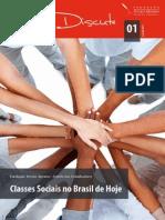As Classes Sociais No Brasil Hoje