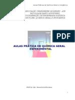 Apostila Praticas quimica geral