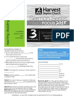 bible focus, exodus 3