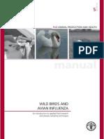Avian influenZA and Wild Birds