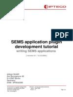 Semsng-App Module Tutorial