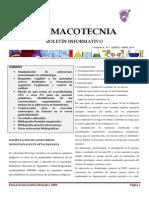 Boletin Informativo FARMACOTECNIA