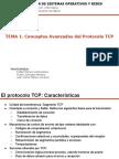 TCP Conceptos Avanzados