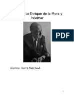 Arquitecto Enrique de La Mora y Palomar