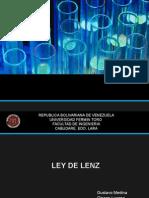 Proyecto Ley de Lenz