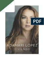 Viviendo - Adamari Lopez