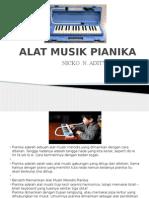 Alat Musik Pianika