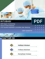 Intubasi