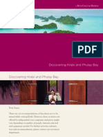 Discovering Krabi and Phulay Bay