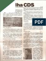 Folha CDS, nº 143 - 2 de Novembro de 1978
