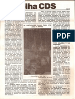 Folha CDS, nº 155 - 8 de Fevereiro de 1979