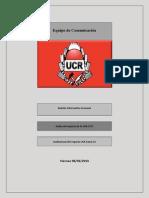 I Boletín Informativo Semanal 2015 de la UCR Misiones