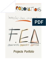 Projects Portfolio Emanuele Antola Foundation