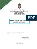 Ensayo Equipo 3 (Mejicano y Reiter)