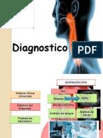 Cancer de Esofago(   diagnostico y tratamiento)
