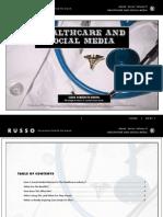 TRG eBook – Healthcare and Social Media
