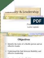 11Laws of Likability_slides