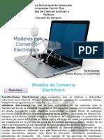 Modelos de Comerio Electronico