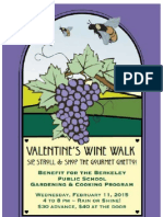 VDAY Wine Walk