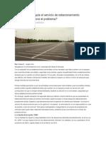 """¿La """"Ley Que Regula El Servicio de Estacionamiento Vehicular"""" Solucionó El Problema"""