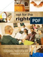 Not for the Righteous (Serial Novel)