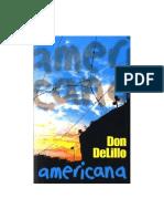 Don Delillo - Americana