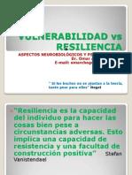 Vulnerabilidad vs Resiliencia