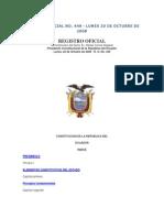 Constitucion Ecuador
