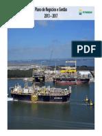 Petrobras - Strategic Plan 2013-2017