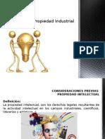 Propiedad Industrial Patente