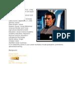 Rpo Starfleet Personnel File