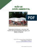 Guía Educación Ambiental